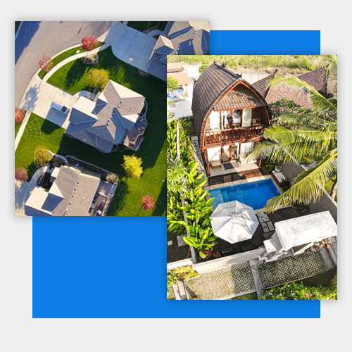 Drone Services for Residential and Commercial Realestate